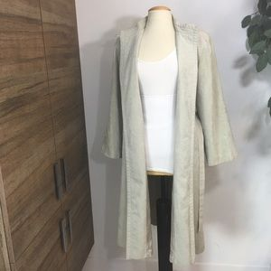 Vintage ultraSuede jacket by Miss Style Of Course